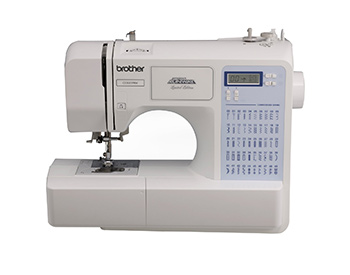 best portable sewing machine brother cs5055PRW