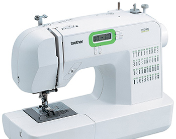 best portable sewing machine Brother ES200
