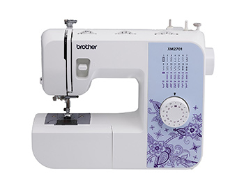 best inexpensive sewing machine Brother XM2701