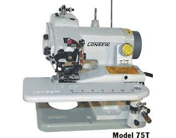 best sewing machine for hemming pants Consew Blind Stitch 75T