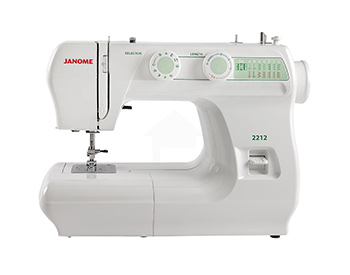 best quilting sewing machine under 1000 Janome 2212