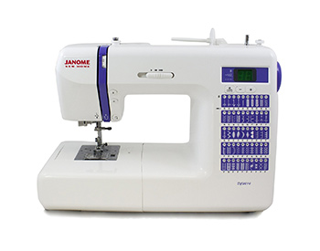 best sewing machine for denim Janome DC2014