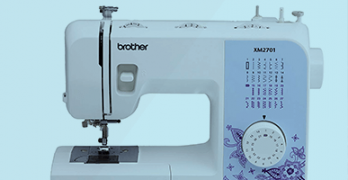 Brother XM2701 Lightweight, Full-Featured Sewing Machine Featured Image