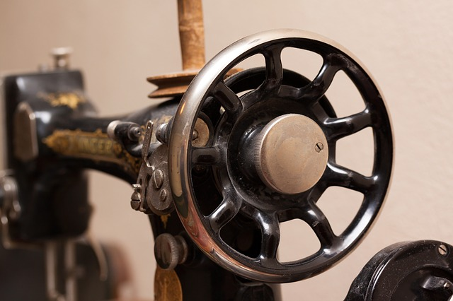 Close up image of a hand wheel